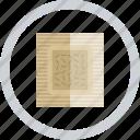 mustard plaster, sinapism icon