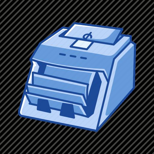 atm, cash counter, finance, money counter icon