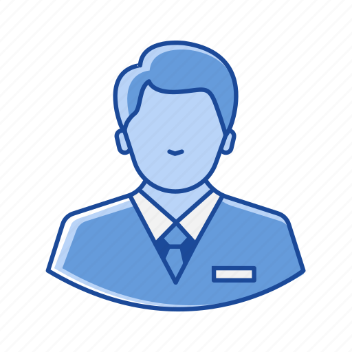 banker, business man, man, teller icon