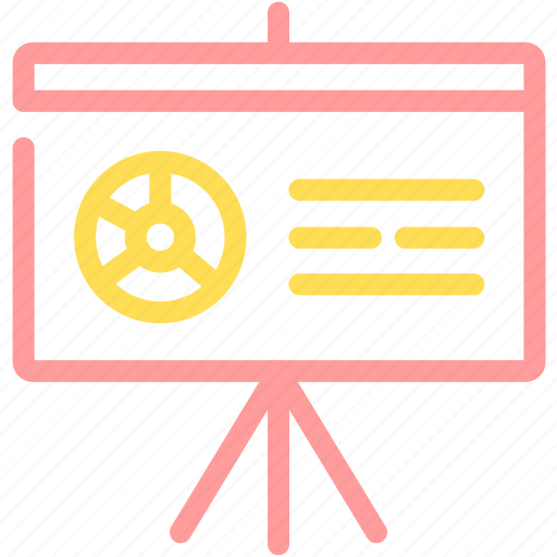 analysis, business, chart, graph, office, report icon