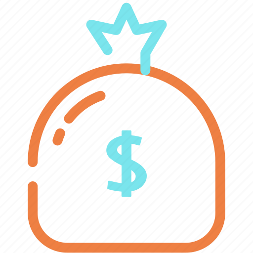 Bag, bank, business, dollar, finance, money, payment icon - Download on Iconfinder