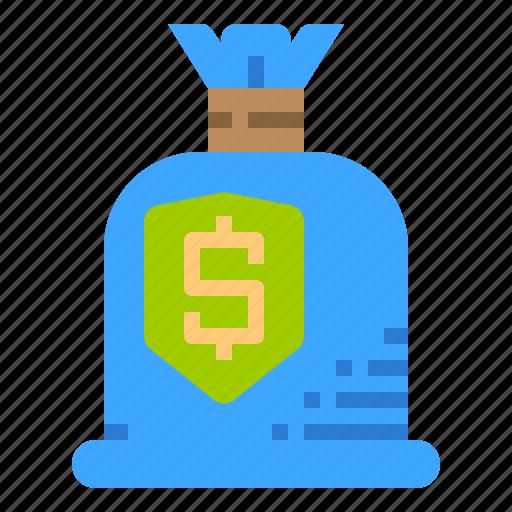finance, insurance, money, saving icon