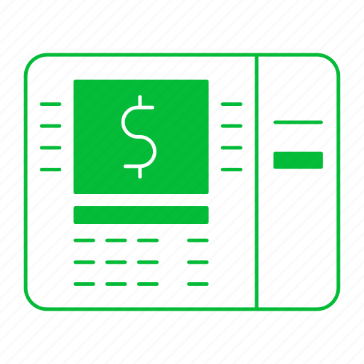 Atm, card, credit, money icon - Download on Iconfinder