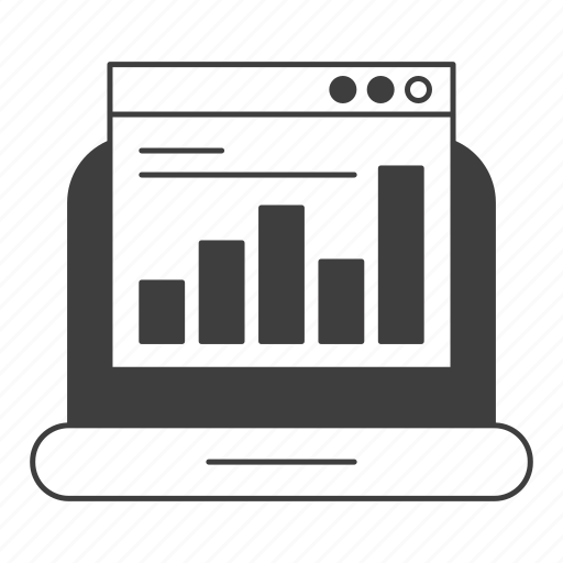 business, chart, graph, statistic, statistics icon