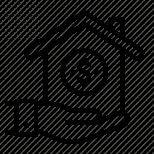 growth, loan icon