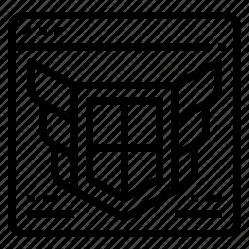 security, website icon
