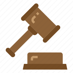 auction, business, finance, growth icon