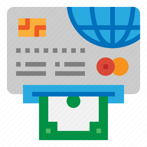 card, installment, mortgage, payment icon