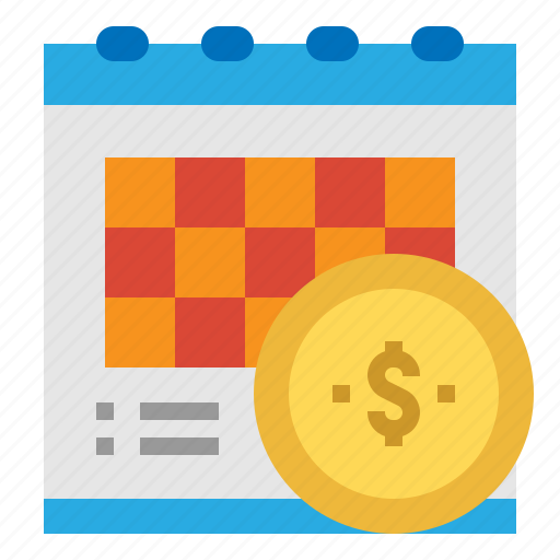 installment, mortgage, pay, payment icon