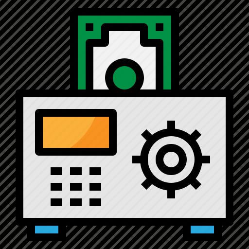 finance, investment, money, saving icon
