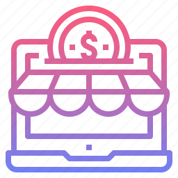 business, investment, market, money icon