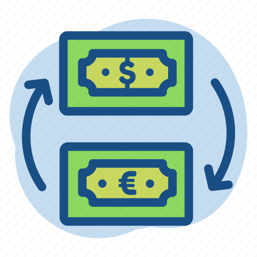 Banking, change, exchange, money icon - Download on Iconfinder
