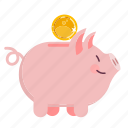 piggy bank, saving, pig, piggy, mini bank, bank