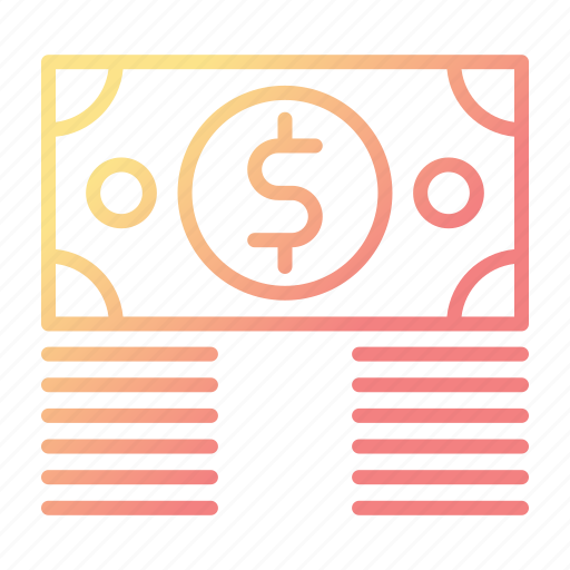 banking, bundle, money, payment icon