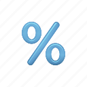 discount, interest, percent, percentage, sign icon