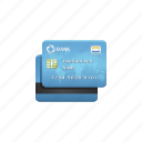 card, credit, credit card, debit card icon