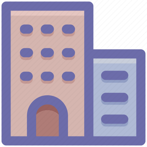 Apartment, bank, building, business, office icon - Download on Iconfinder