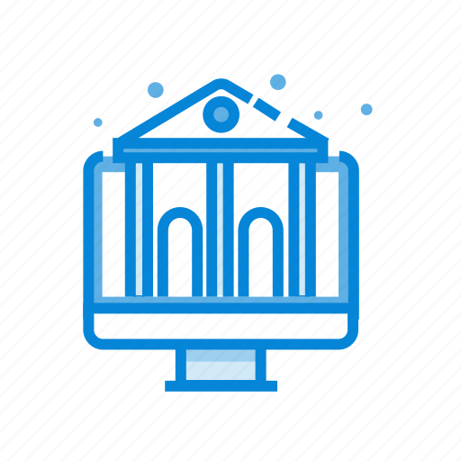banking, business, dollar, money, online, payment icon