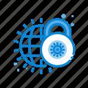 padlock, safe, transfer, world, lock, security