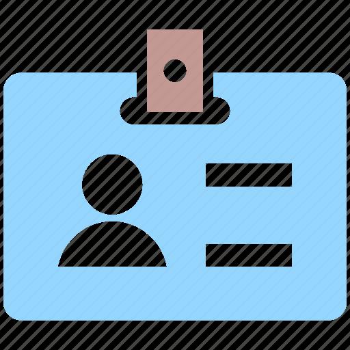 card document id card identify card info user card icon