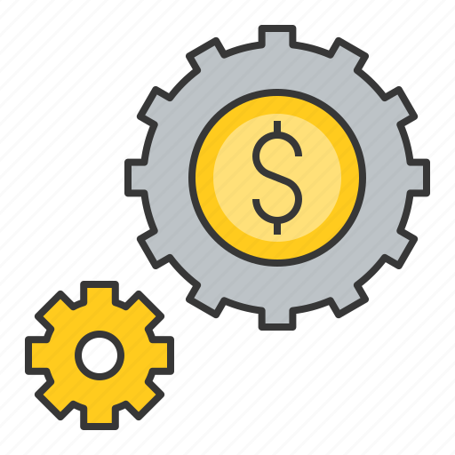 banking, business, cash, currency, finance, money, payment service icon