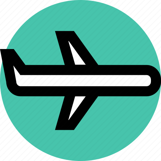 airplane, business, plane, travel icon