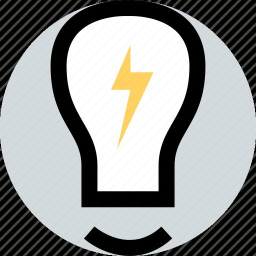 bright, brilliant, idea icon