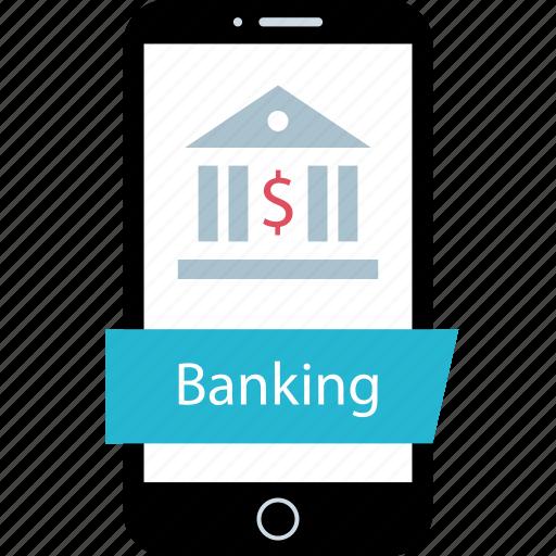 banking, dollar, money, sign icon
