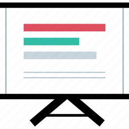 board, credit, learn, learning icon