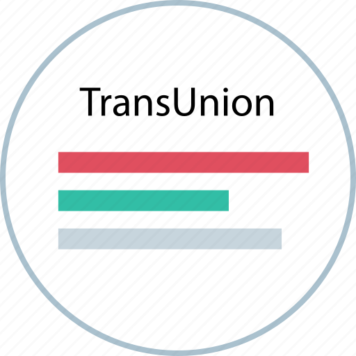 credit, points, score, transunion icon