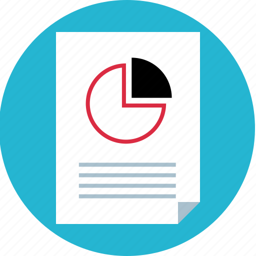 bank, data, page, report icon