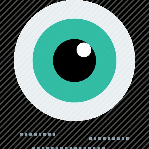 banking, eye, money, views icon