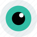 eye, views, watch icon