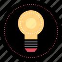 bank, banking, brilliant, idea icon