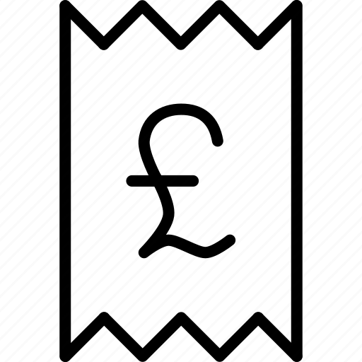 bill, business, cost, finance, invoice, statement, trade icon