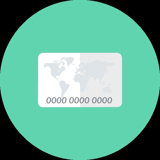 bank, card, checkout, credit, financial, mastercard, order icon