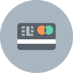 banking, billing, card, cash, credit, mastercard, payment icon