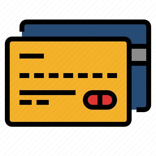 banking, credit card, debit card, finance, money, pay, payment icon