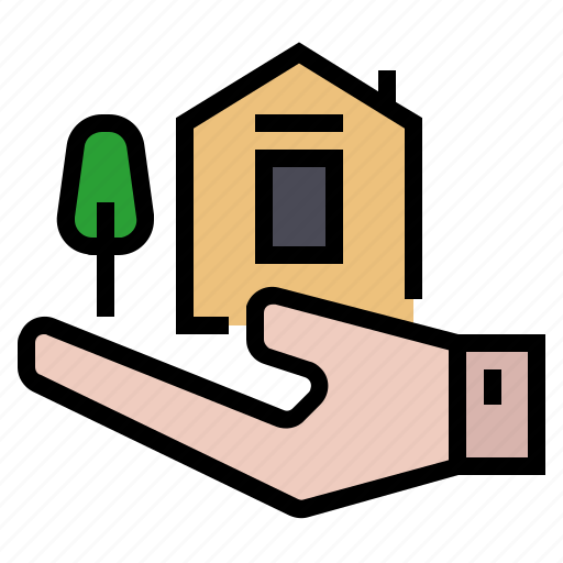 estate, home, house, investment, mortgage, property, real estate icon