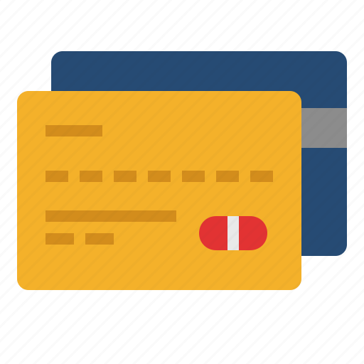 banking, cash, credit card, debit card, financial, pay, payment icon