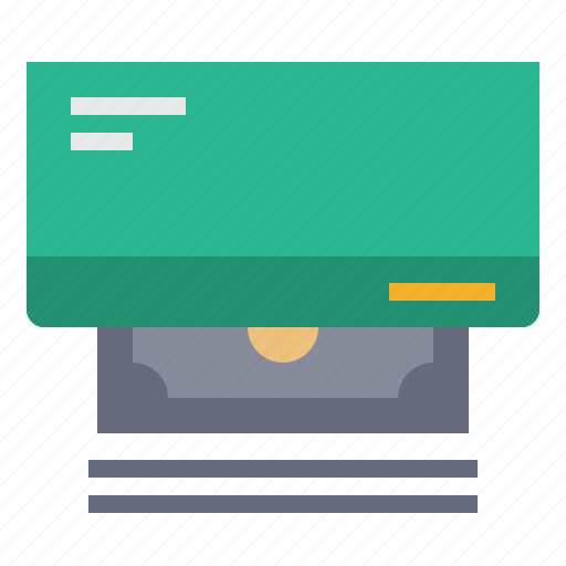 bank, banking, bookbank, current account, financial, money icon