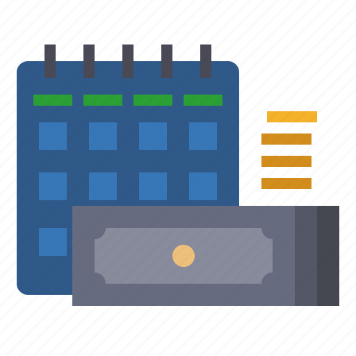 banking, cash, finance, financial, installment, money, payment icon