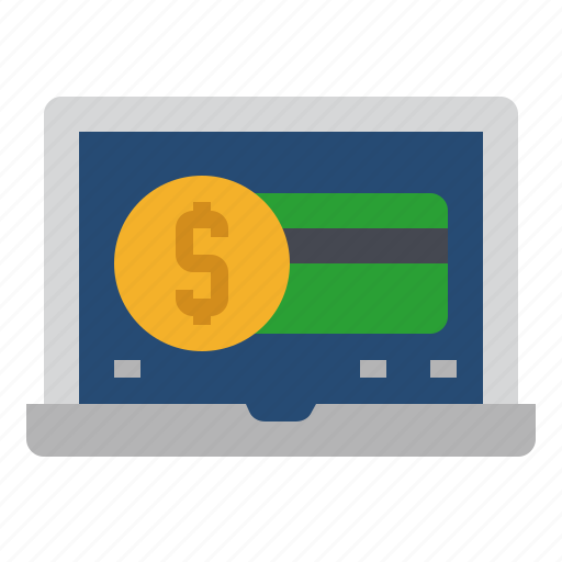 banking, credit, ecommerce, financial, internet banking, payment, shopping icon