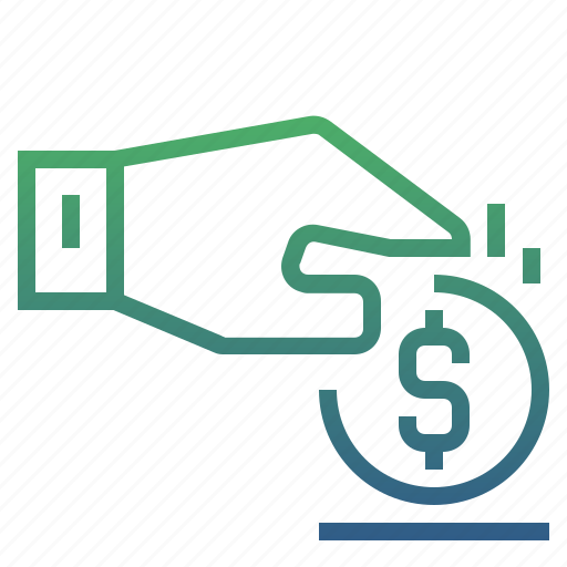 bank, donate, fee, fees, money, pay, payment icon