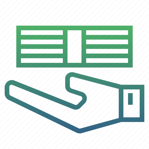 currency, deposit, finance, investment, money, pay, payment icon