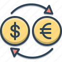 convert, currency, exchange, finance, money