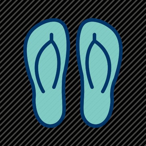 footwear, slipper, slippers icon
