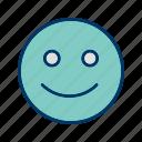 emoji, emoticon, emotion, happy icon