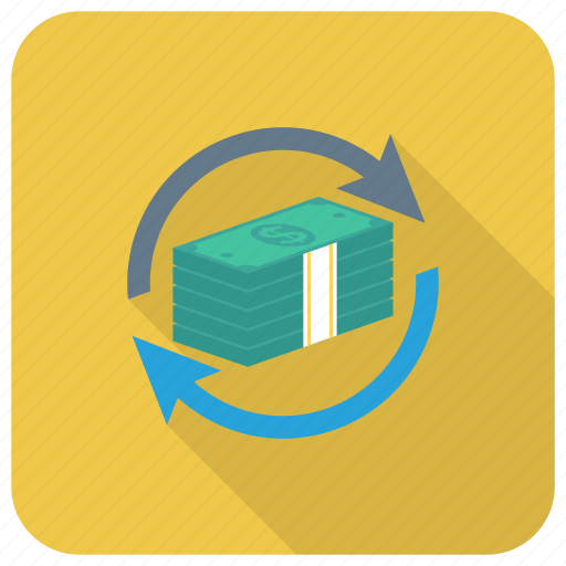 Currency, dollar, finance, money, payment, refresh, reload icon - Download on Iconfinder
