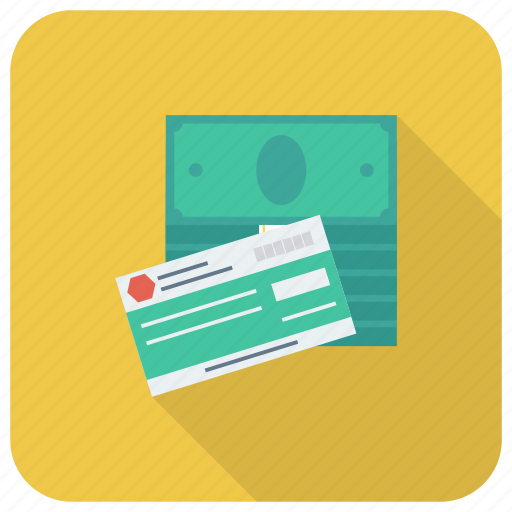 Cash, cheque, currency, finance, money, payment icon - Download on Iconfinder